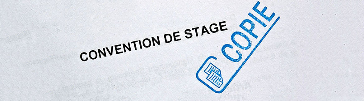 la convention de stage